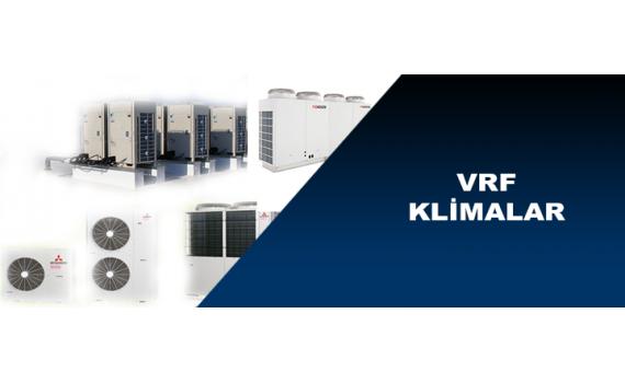 VRF Klimalar
